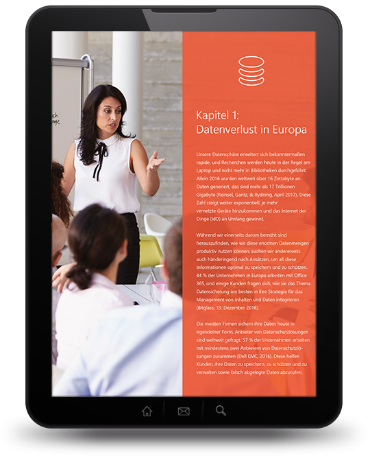 Dach Backup Ebook Preview