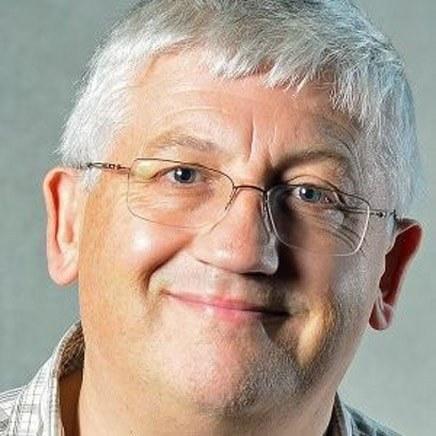 Tony Redmond Headshot