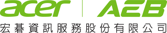 Acer e-Enabling Service Business Inc. 宏碁資訊服務股份有限公司 Logo